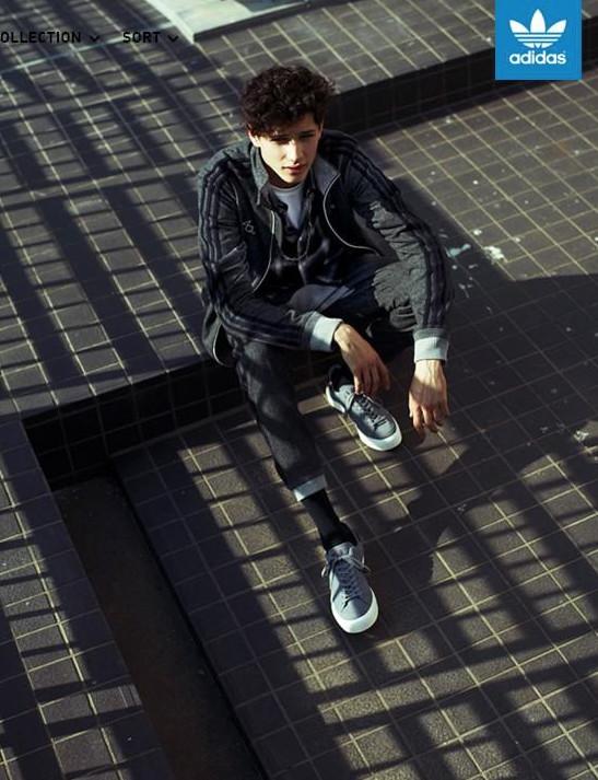 Lucas Santoni For Adidas Originals