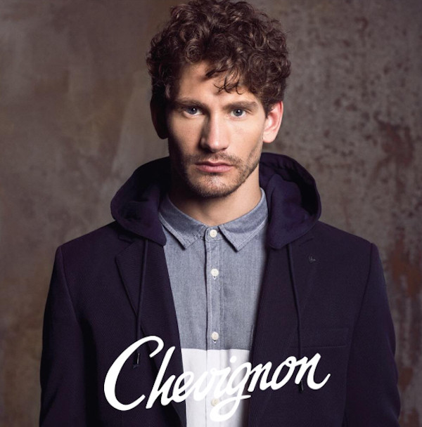 NUEL FOR CHEVIGNON CAMPAIGN FW16