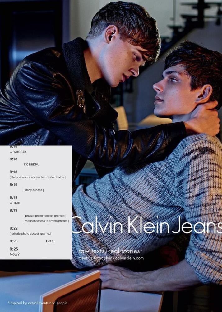 Reid For Calvin Klein FW15