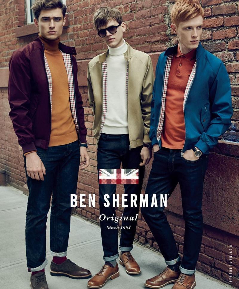 REID For Ben Sherman