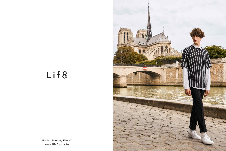 Xavier T & Ladislas for LIFE 8 campaign !
