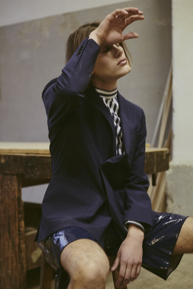 Ryan Keating for ODDA Magazine