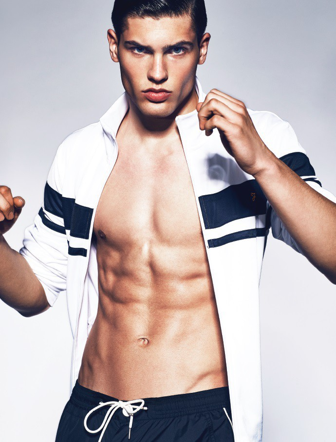 Miroslav Cech for Attitude Magazine