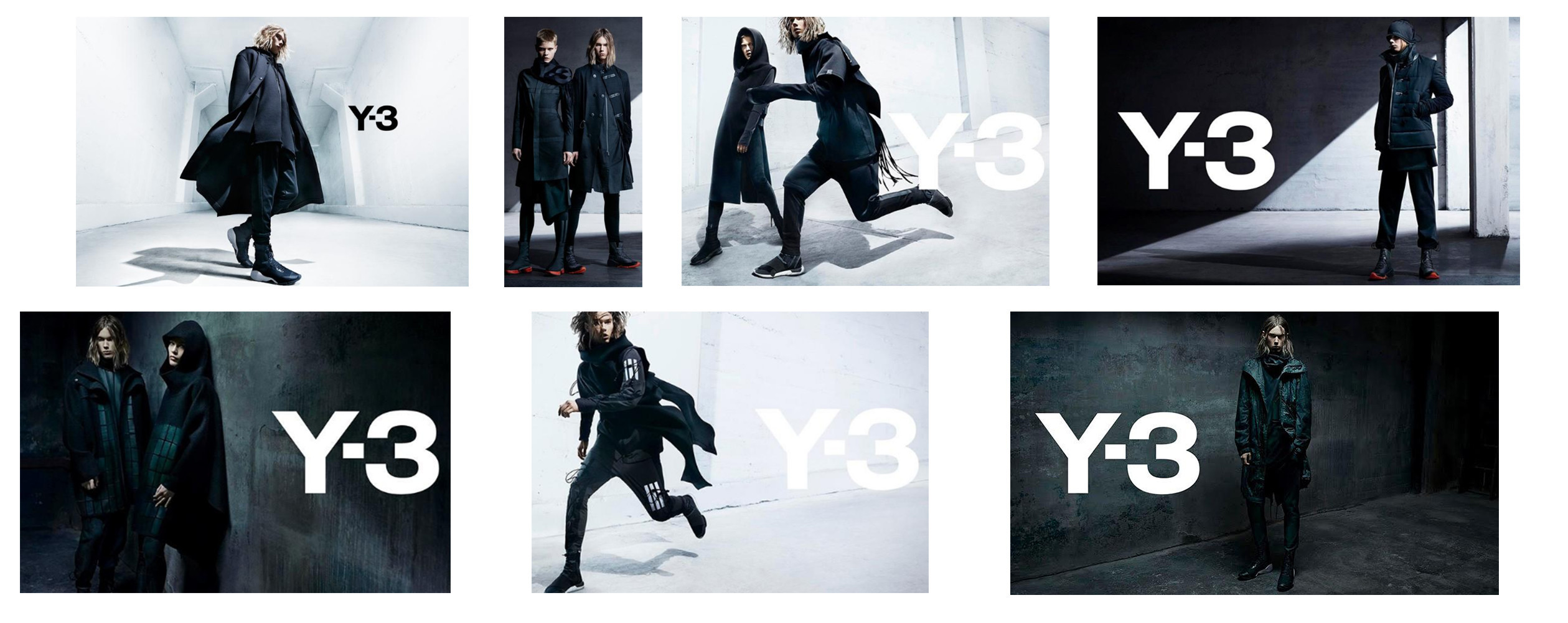 Anton Toftgard for Y-3