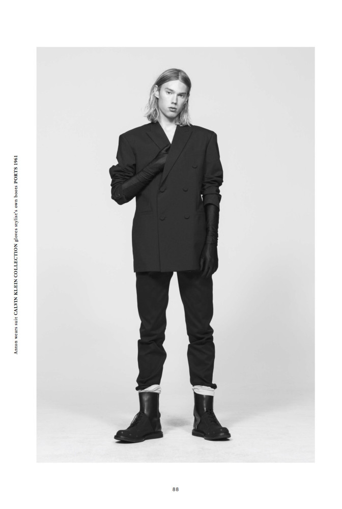 Anton & Oleg For PUNKT Magazine