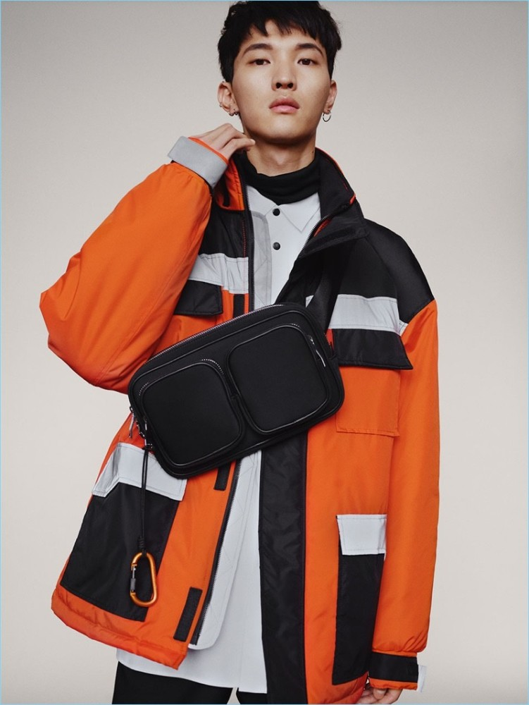 JEON FOR Zara Man Fall 2018