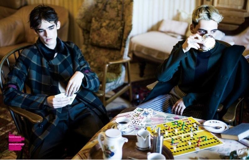 Florentin For Harper's Bazaar China