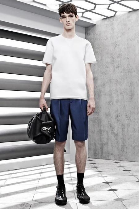 Florentin For Balenciaga  S/S 15 Men's Lookbook