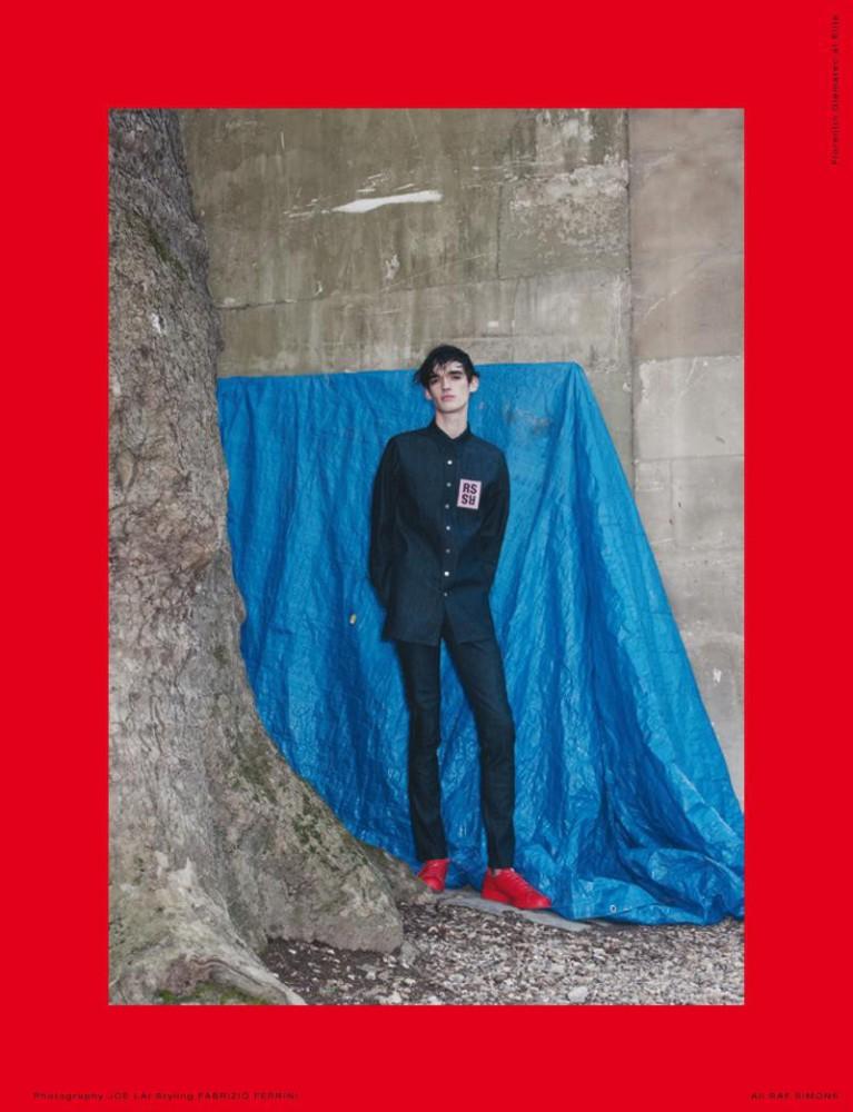 Florentin For Hunter Magazine