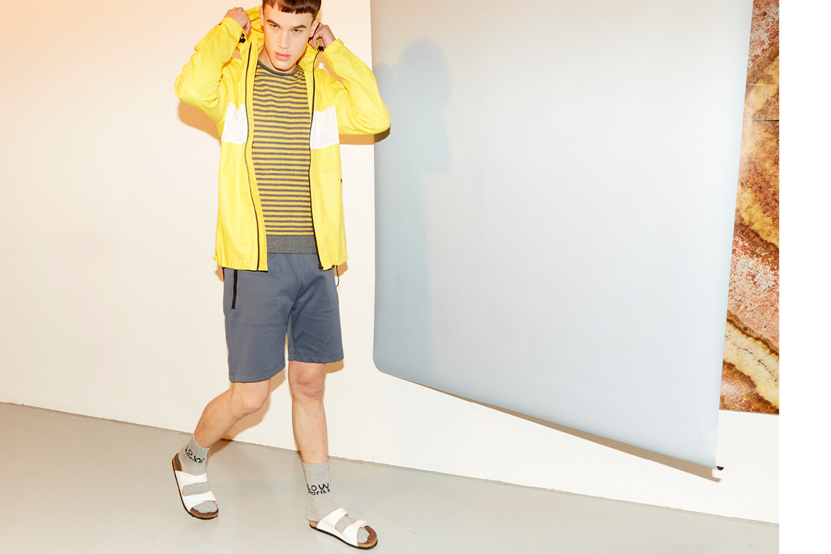 Brieu For French Trotters Men SS16