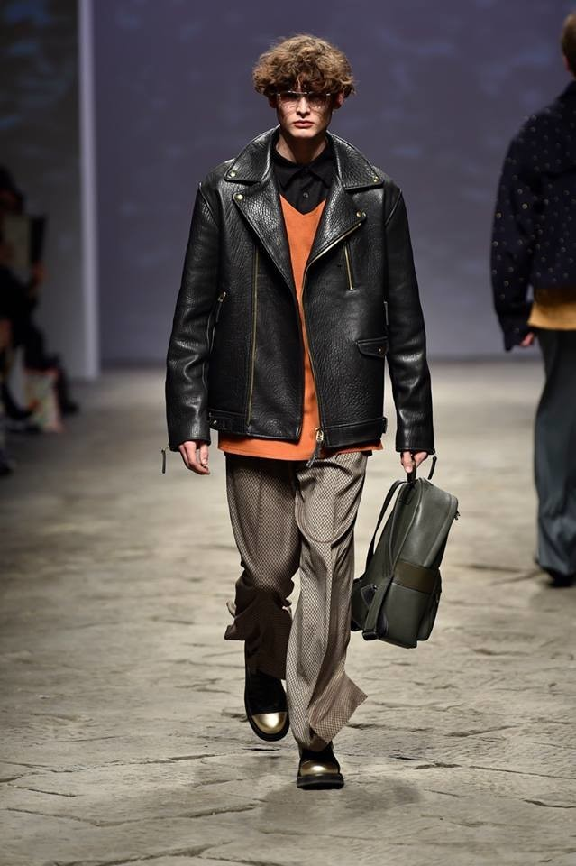 Mats & Tuur For OrdinaryPeople FW17, Florence Pitti Uomo