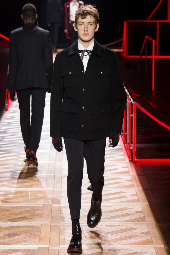 Theo Urtubey for Dior Homme FW16, Paris