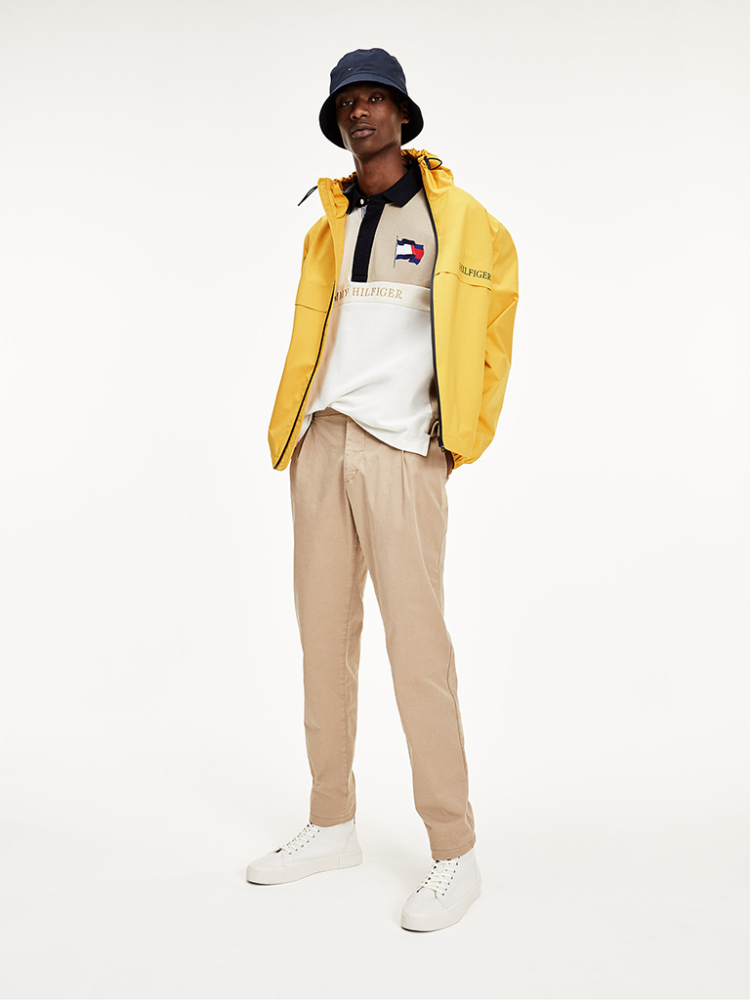 RACHIDE EMBALO FOR TOMMY HILFIGER