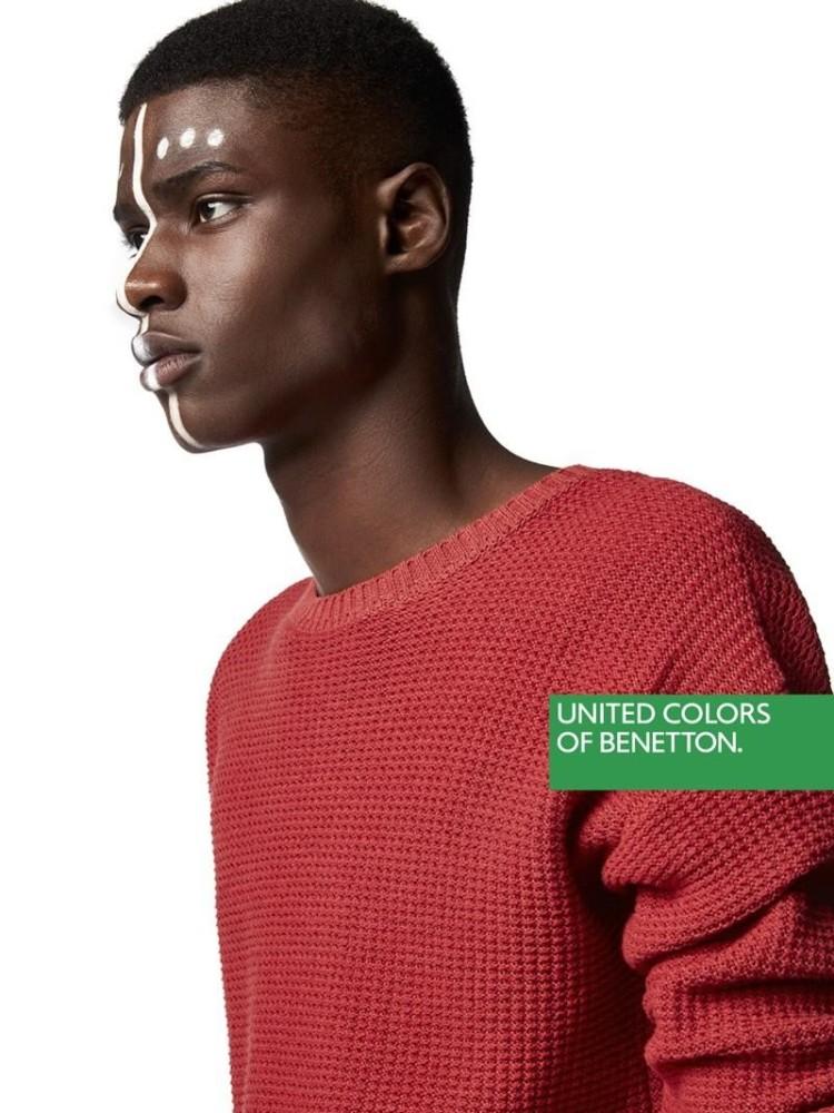 Rachide for Benetton Lookbook SS17