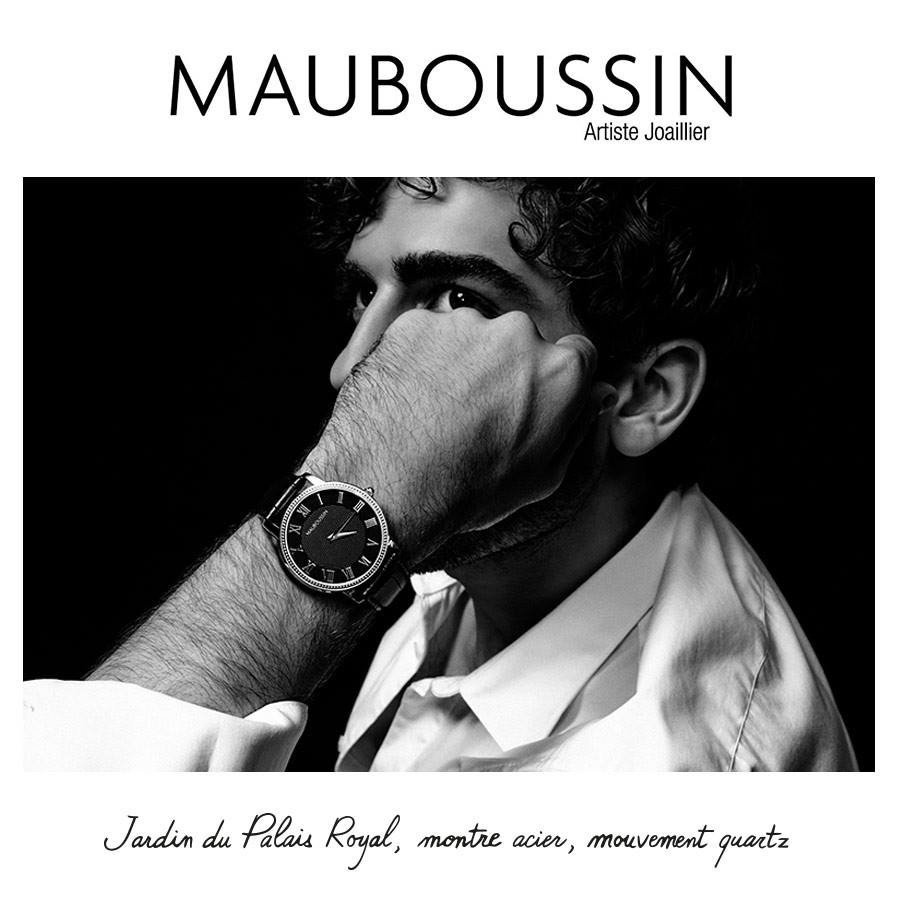 Pierre For Mauboussin