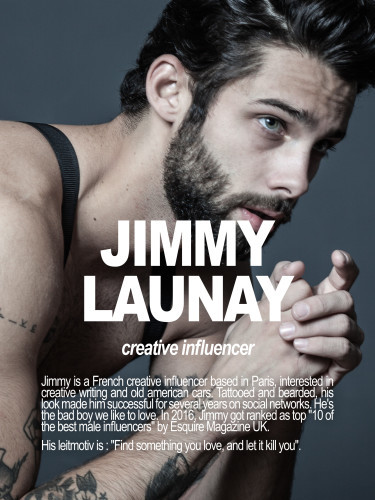 JIMMY LAUNAY / CREATIVE INFLUENCER