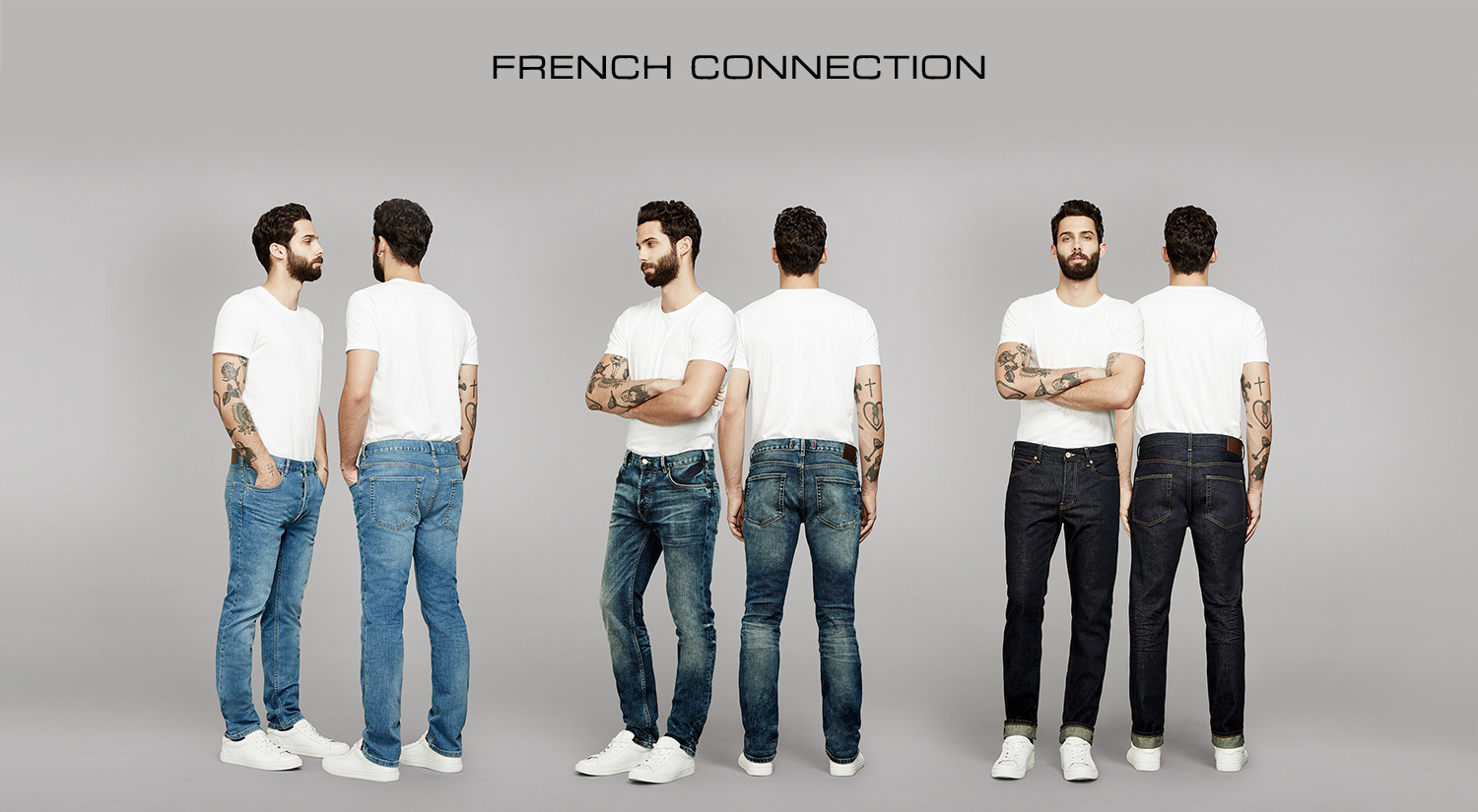 Jimmy For French Connection