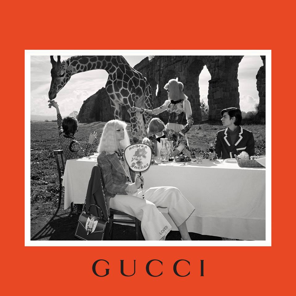 DOUG For GUCCI SS17 Campaign