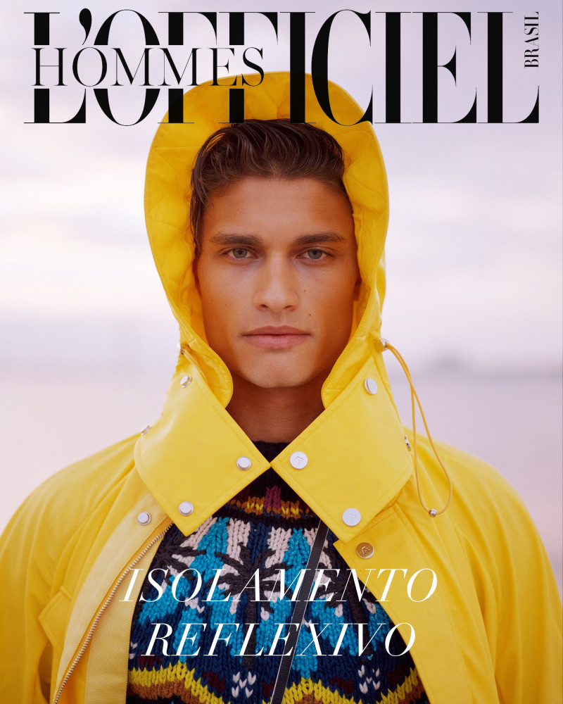 MIKE FOR L'Officiel Brasil Covers