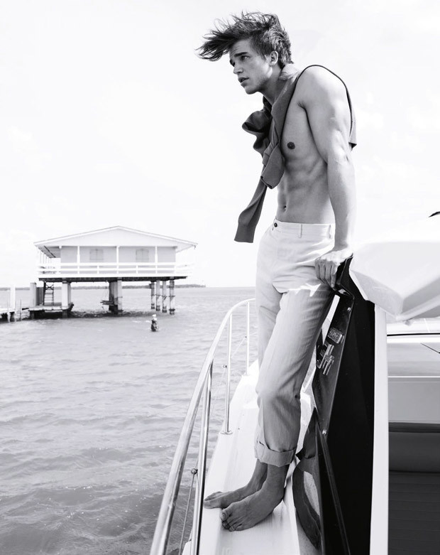 River Viiperi in Boat International April 2017 Issue