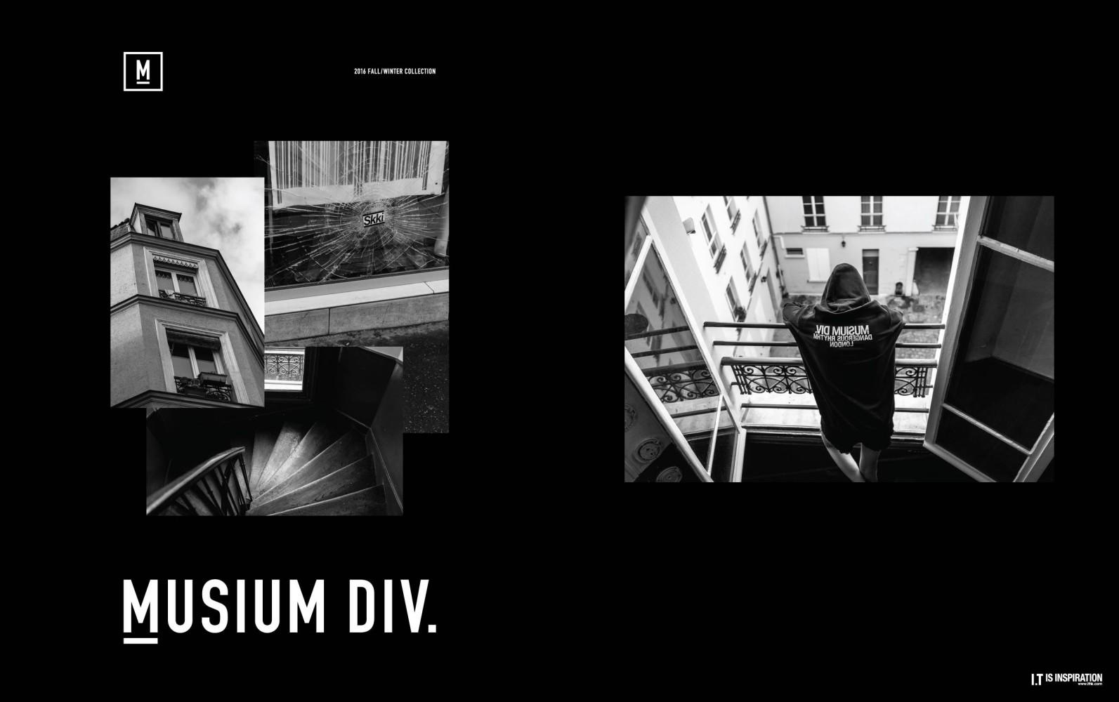 Adrien For Musium Div FW16