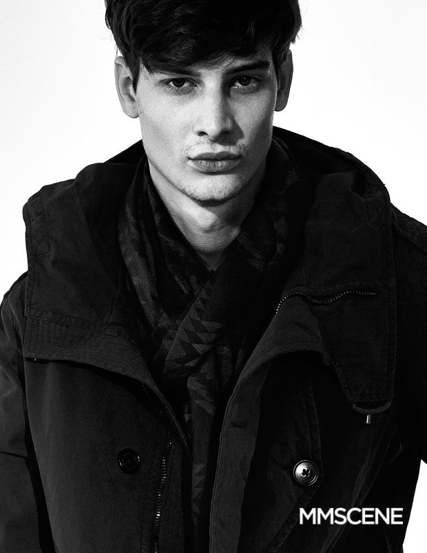 ADRIEN LESUEUR FOR MMSCENE