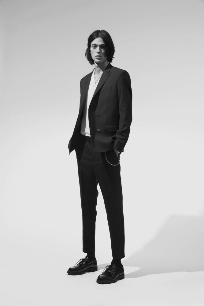 MATTHIAS FOR THE KOOPLES SS20 LOOKBOOK