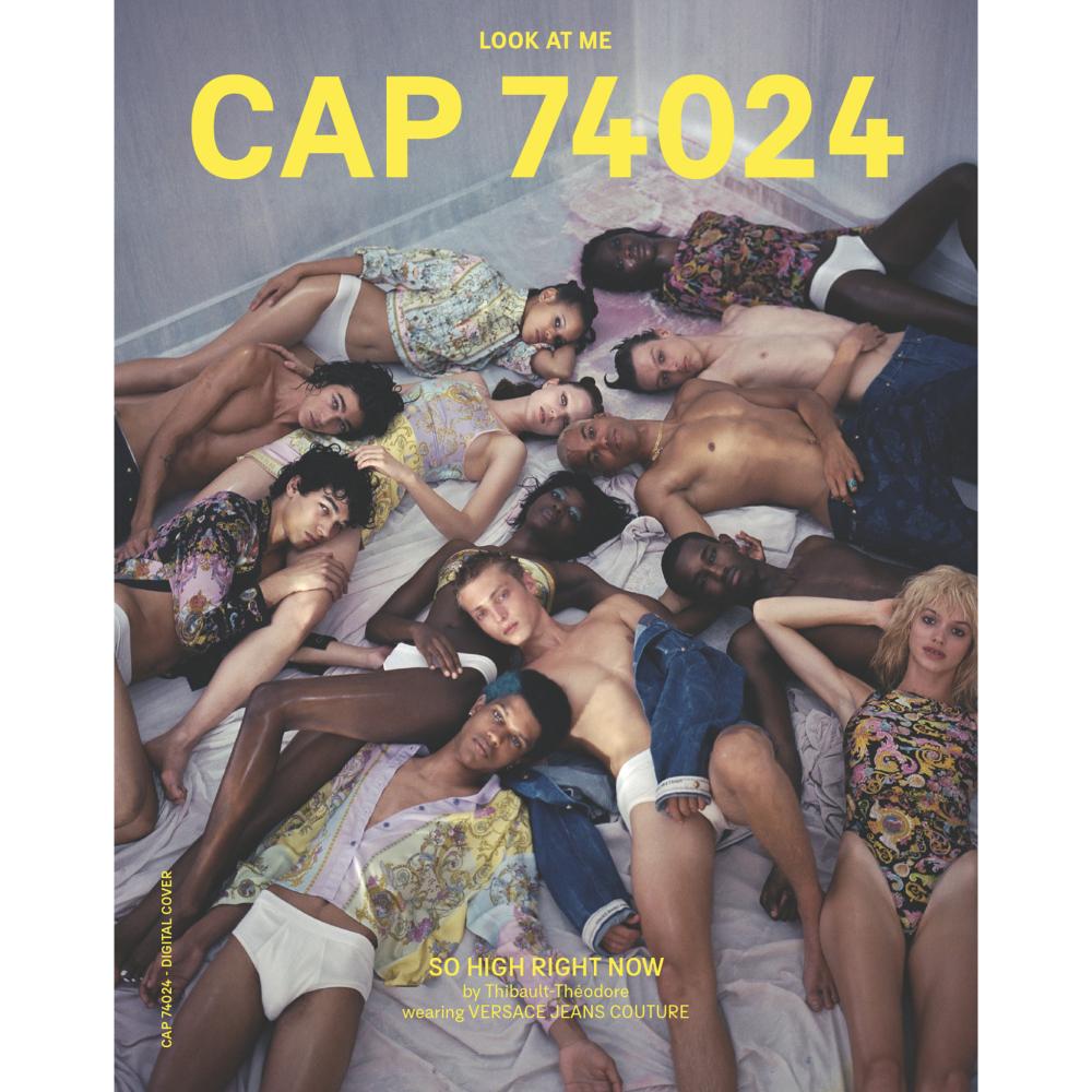 MATTHIAS COVERS CAP75024 MAGAZINE