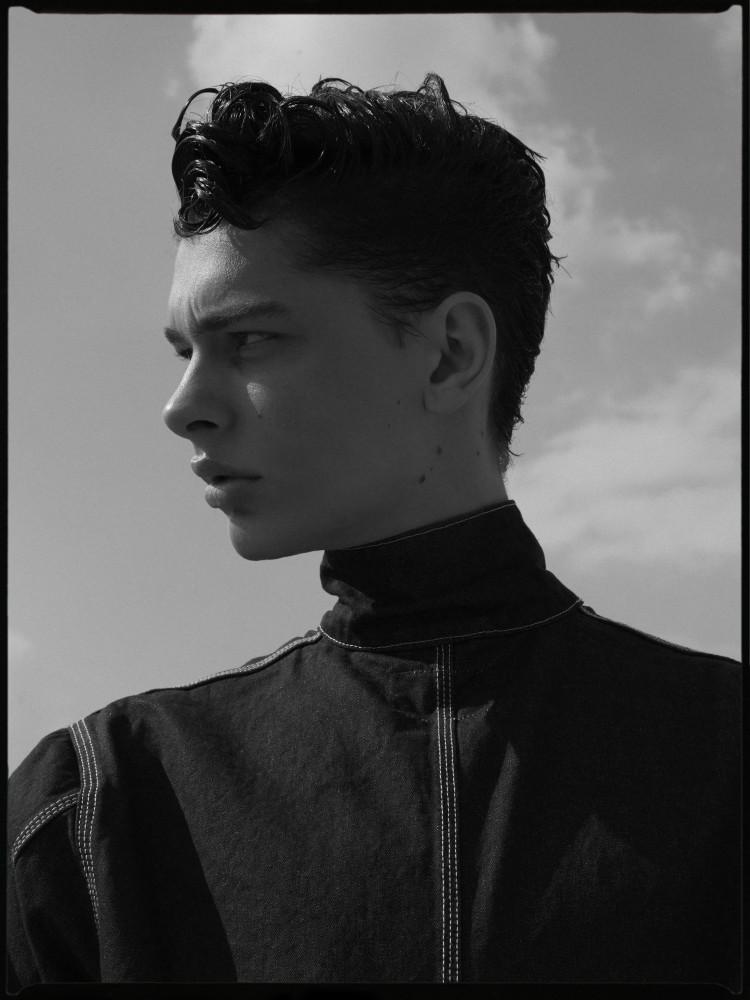 Jozef Hrivnak Stars in GQ Portugal Summer 2017 Issue