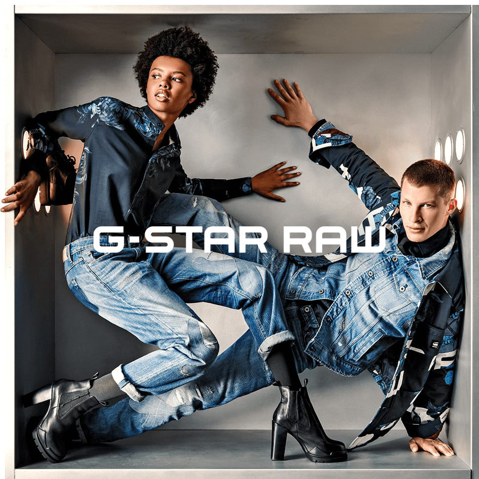 JORDAN PARIS FOR G-STAR RAW