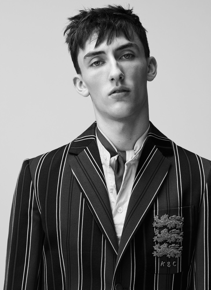 Rhys for Kent and Curwen FW17