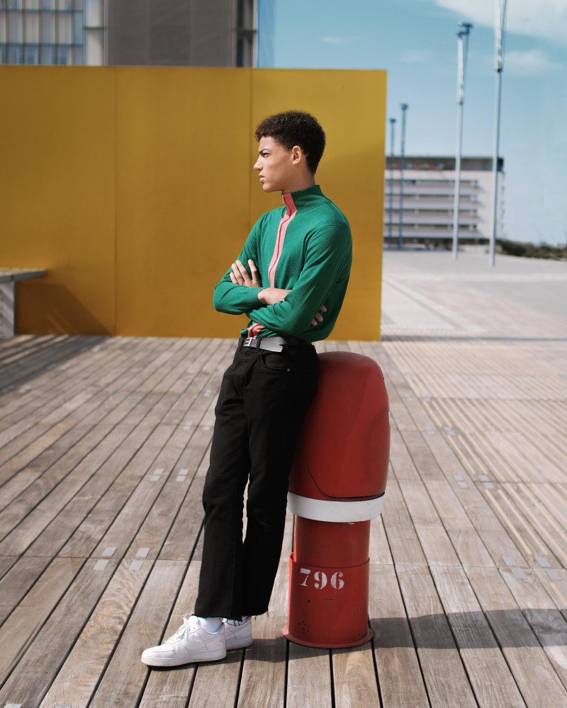 Timothée Passy for Pause Magazine