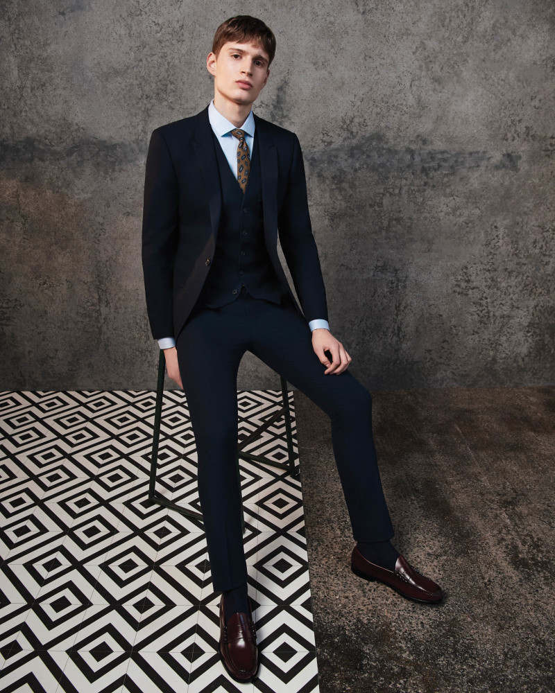 Bruti For TOPMAN Suits Campaign SS17
