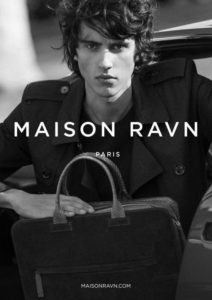 LEO GARDY FOR MAISON RAVN