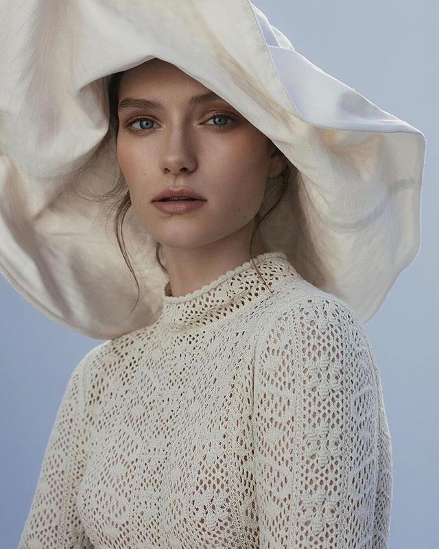 MARIE CLOPTEROP FOR MARIE CLAIRE AUSTRALIA