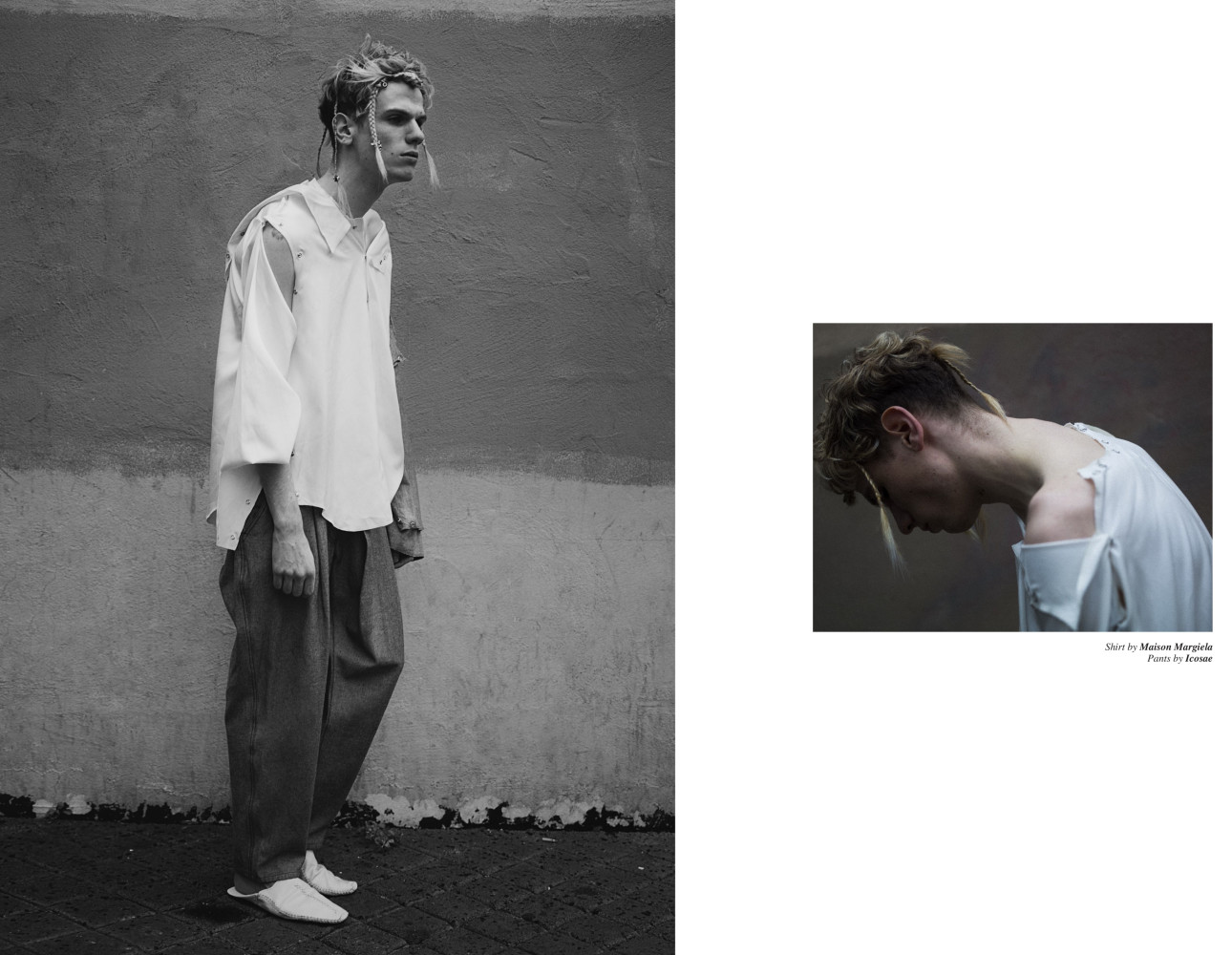 GUILLAUME FOR CLIENT MAGAZINE