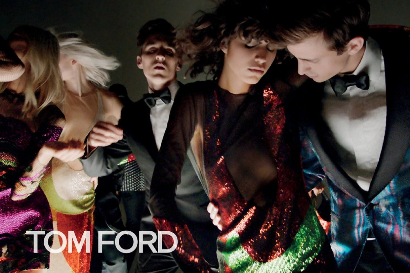 Thomas For Tom Ford S/S 2016