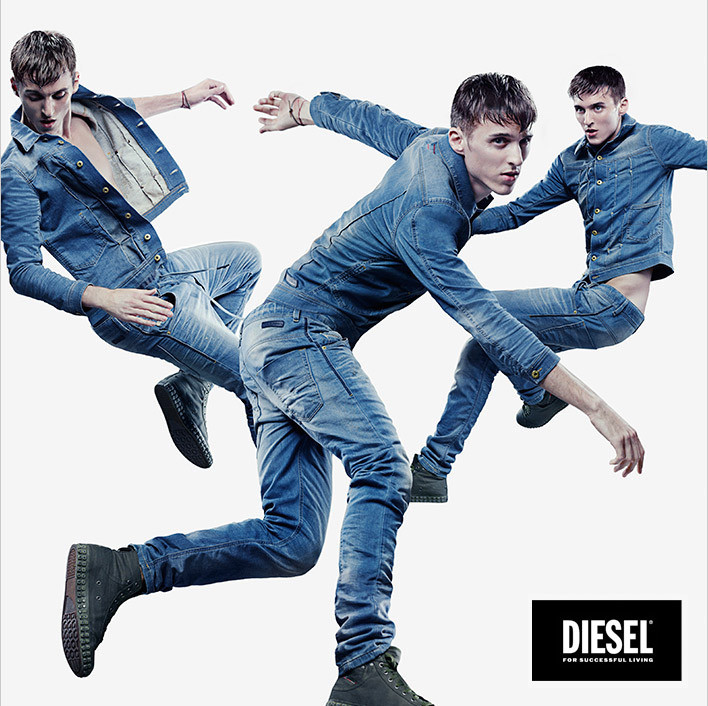 THOMAS FOR DIESEL CAMPAIGN