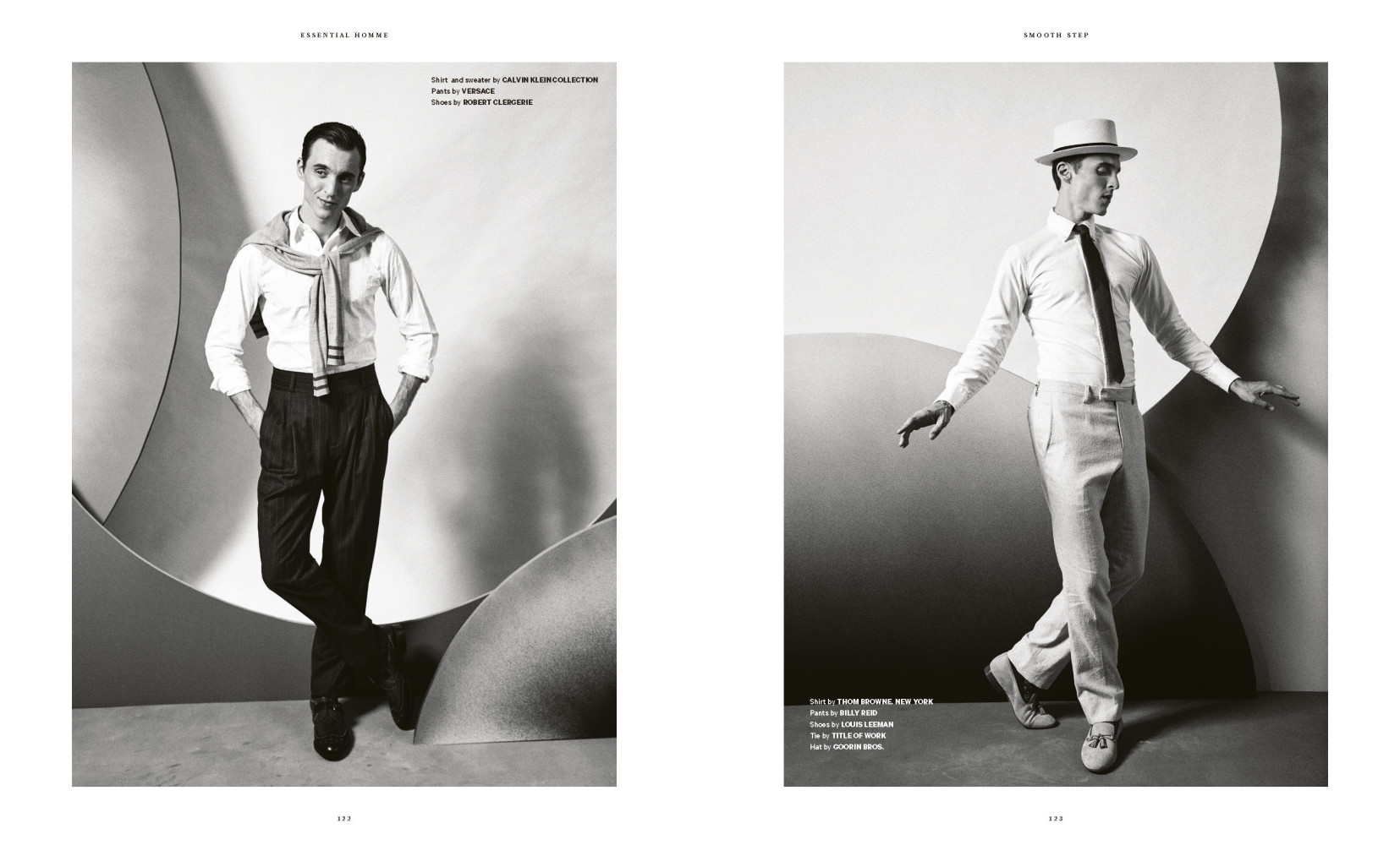 THOMAS FOR ESSENTIAL HOMME