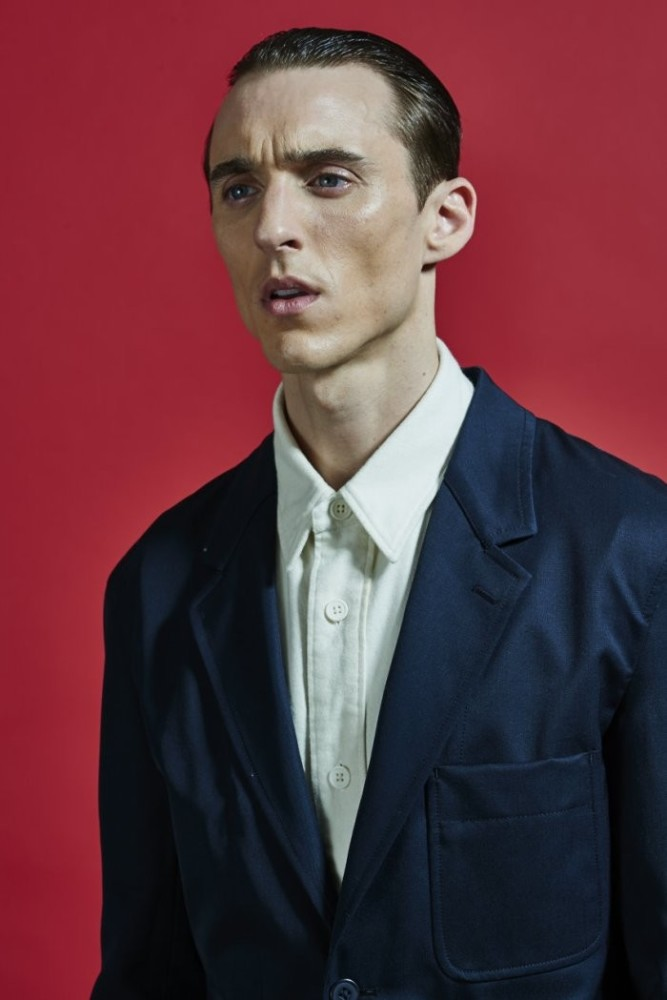 Thomas For Apollo Magazine