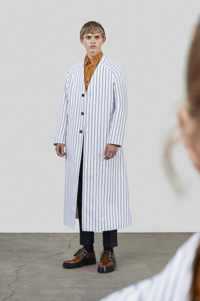 Jose Luis For Jil Sander SS18 Lookbook Men