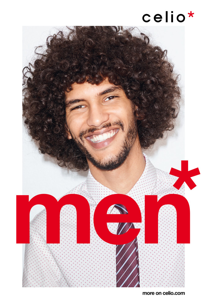 Yassine For Celio SS17 Campaign