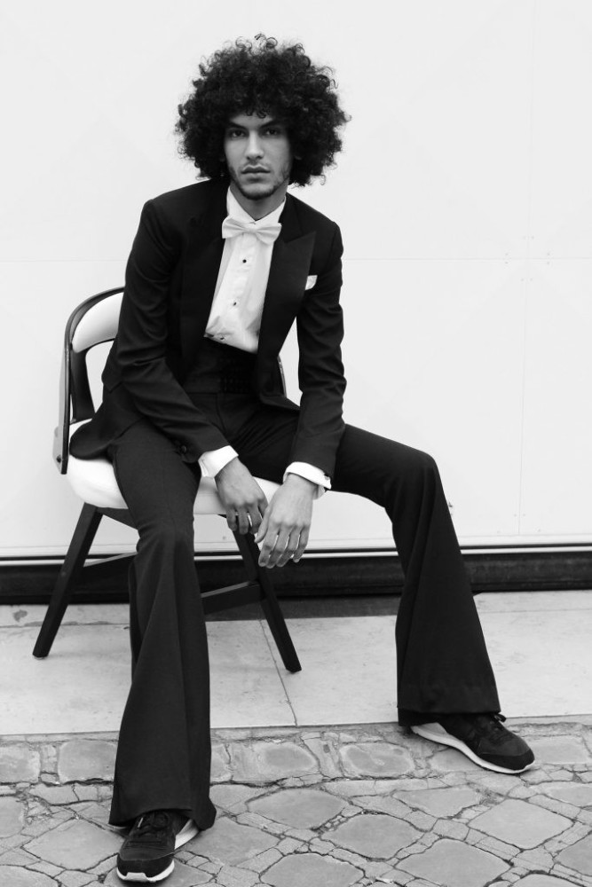 Yassine & Youness Shot For Models.com