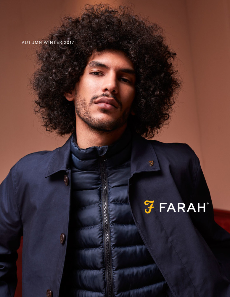 Yassine For FARAH Campaign FW17