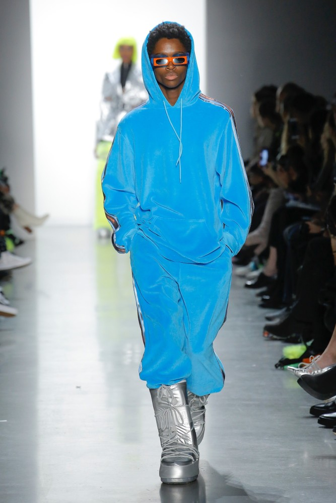 ALTON MASON FOR JEREMY SCOTT