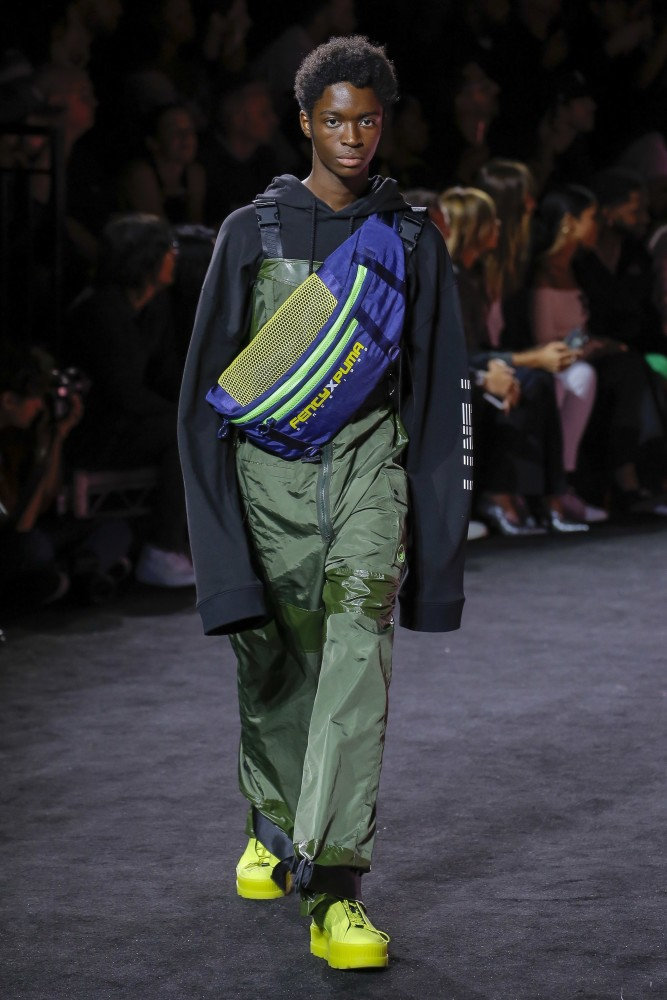 ALTON MASON FOR FENTY x PUMA BY RIHANNA SS18 SHOW