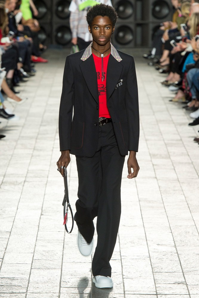 ALTON MASON FOR VERSUS VERSACE
