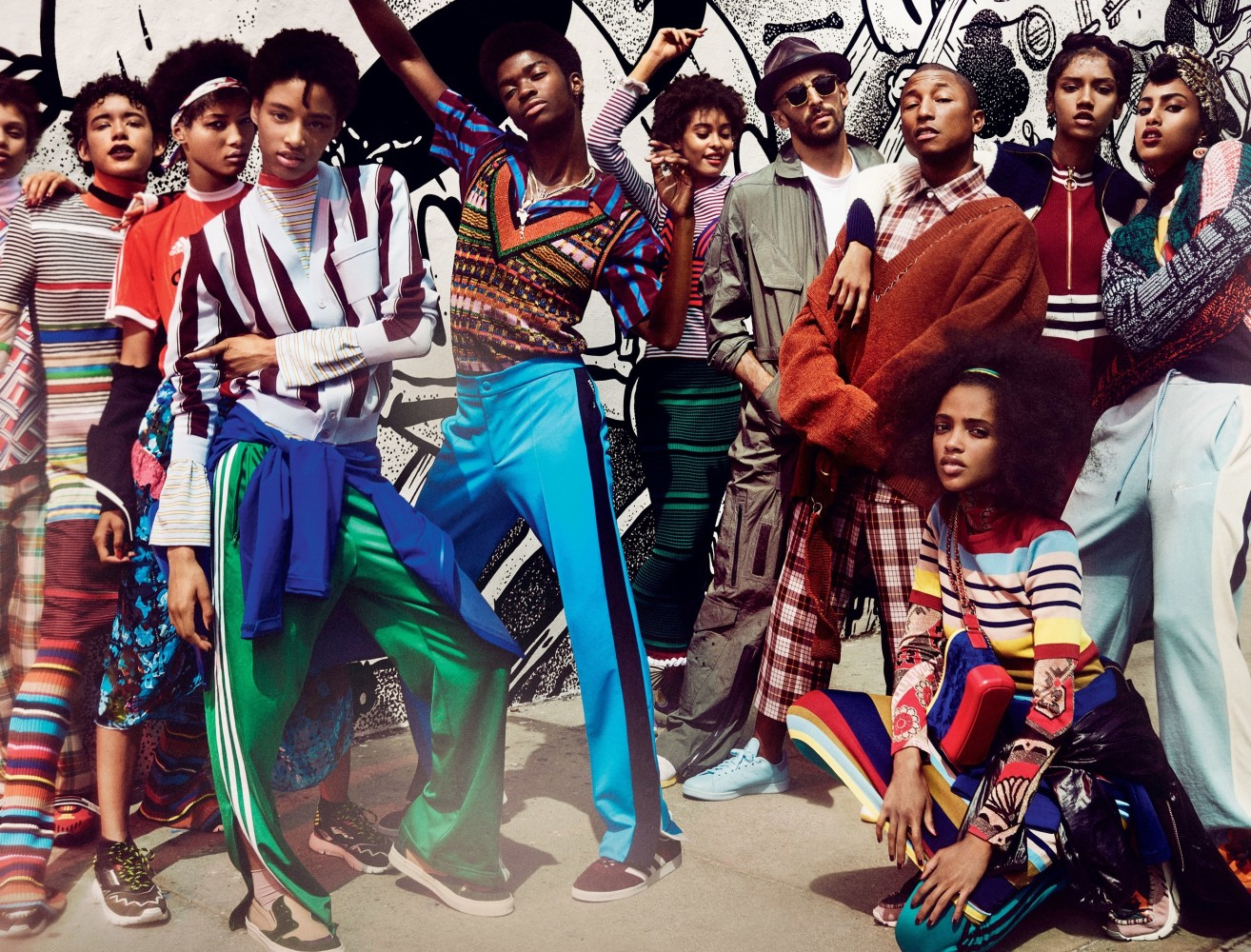 ALTON MASON FOR VOGUE 125TH ANNIVERSARY