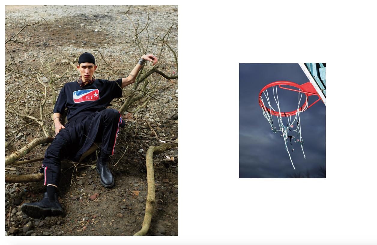 JONATHAN For Nike X Riccardo Tisci