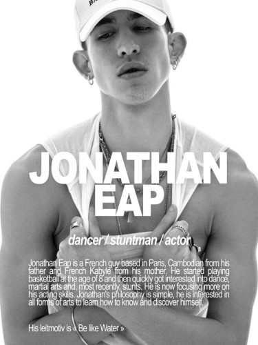 JONATHAN / DANCER - ACTOR